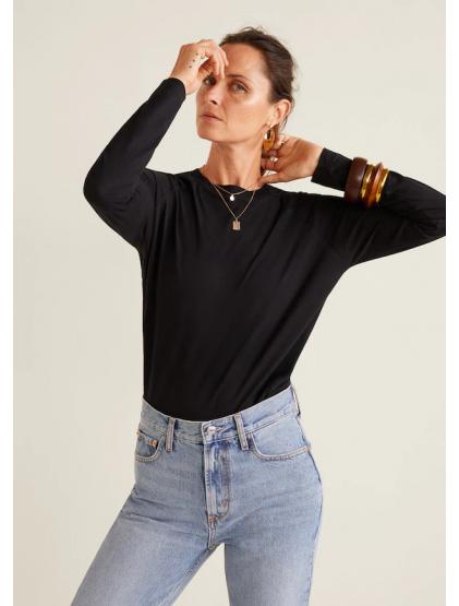 Mango T-shirt coton bio