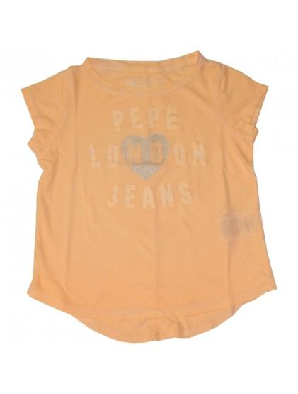 pepe jeans t-shirt ariadne enfant