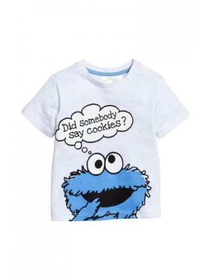 h&m t-shirt imprimé