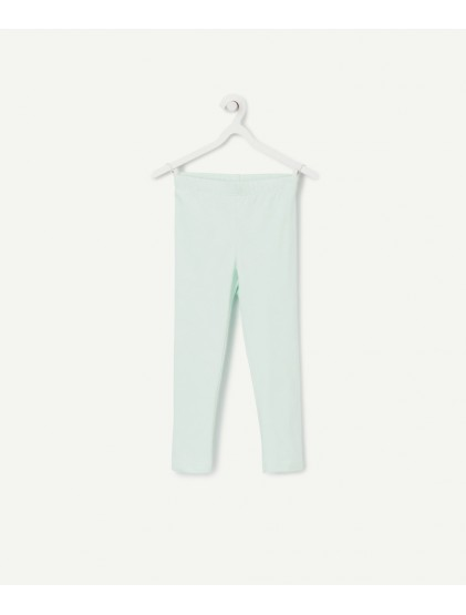 tao legging court bleu pale