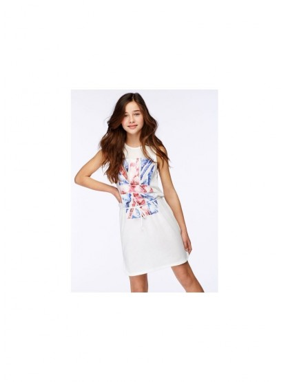 Pepe jeans ROBE BLANCHE