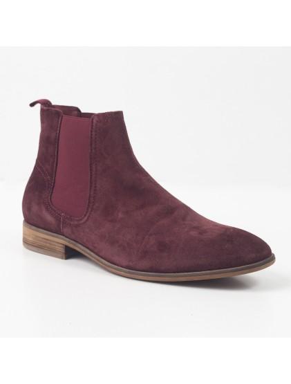 minelli boots bordeau