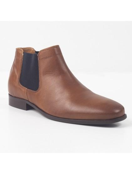 minelli boots marron
