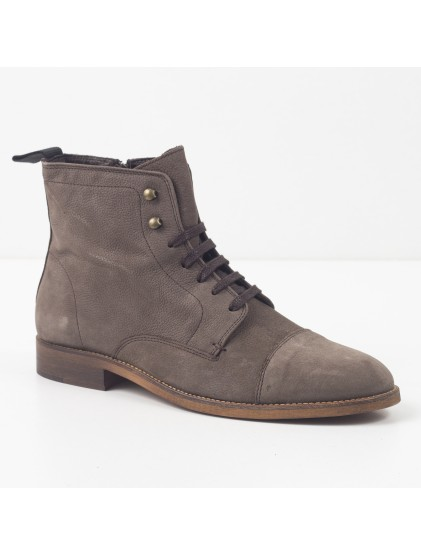 minelli boots taupe