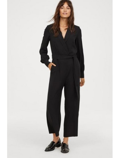 H&M Combi-pantalon habillée