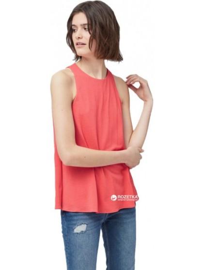 mango t-shirt Rouge Corail