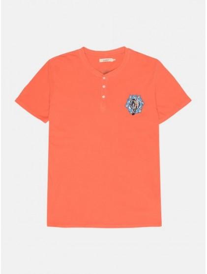 celio T-shirt Ageted corail