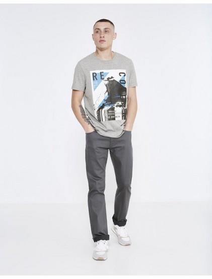 celio t-shirt gris