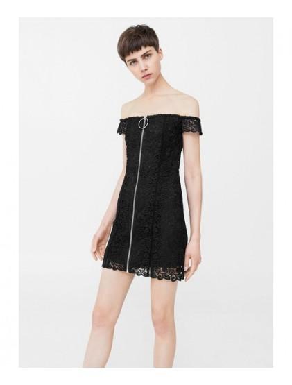 mongo robe noir