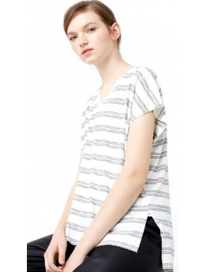 mango T-shirt Blanc