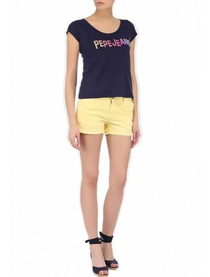 pepe jeans short femme