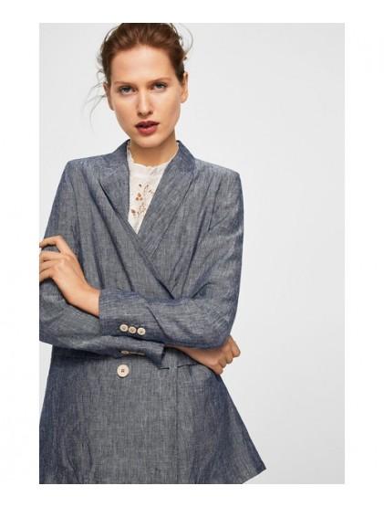 mango veste femme