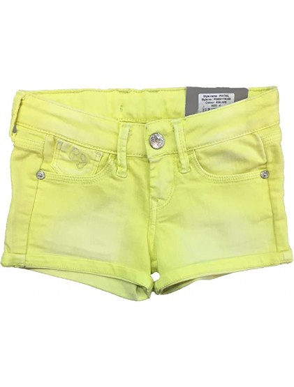 pepe jeans short fille pintail