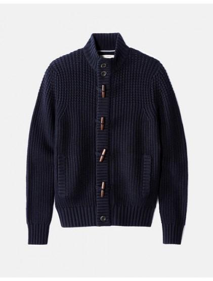 celio cardigan straight tricoté uni