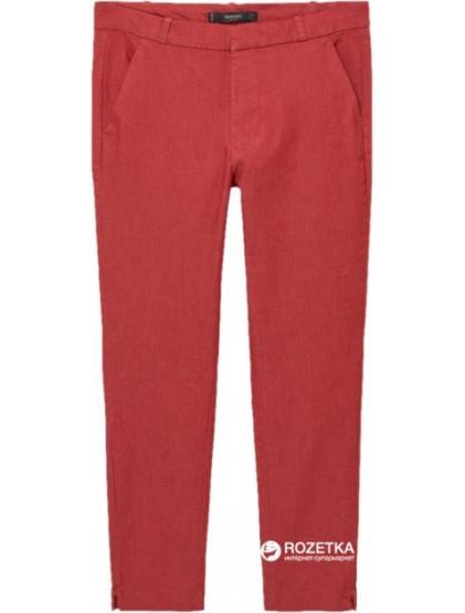 Mango Cotton crop pants