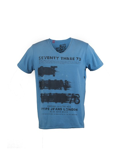 Pepe Jeans T-shirt homme PM502250
