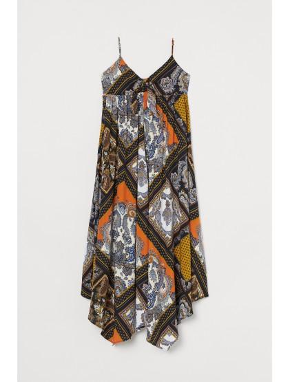 H&M Robe à motif cachemire