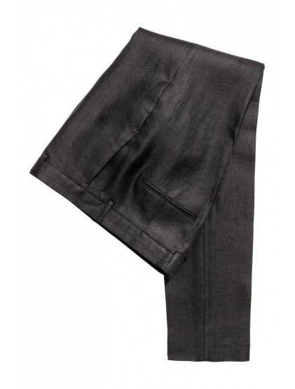 H&M Pantalon de costume en lin