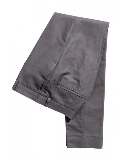 H&M Pantalon en lin mélangé