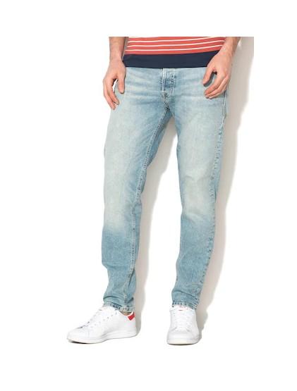Jack & Jones Jeans aux lignes et traits délavés