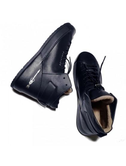 phaukuss Chaussure Montante Phaukuss Strategy - Bleu