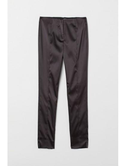 H&M Pantalon en satin