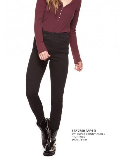 dex jeans skinny black