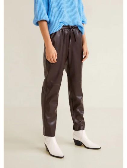 mango Pantalon taille ajustable
