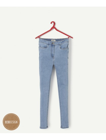 TAO SUPER-STRETCH JEANS WITH A HIGH WAIST