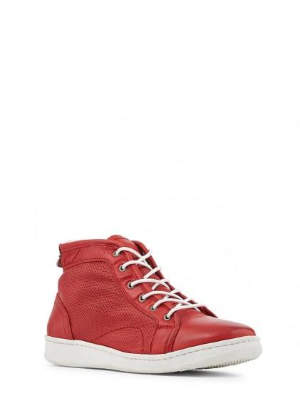 minelli Basket rouge