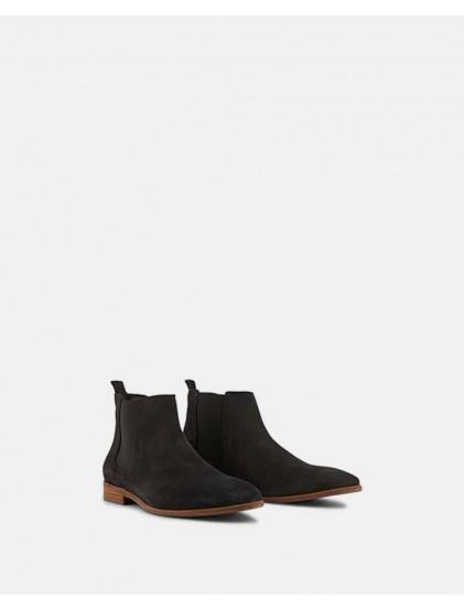 minelli boots noir