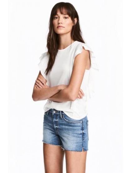 h&m short en jean