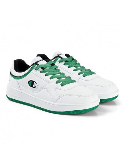 champion New Rebound Sneakers White