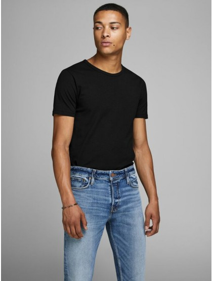 Jack&jones Essential T-shirt Bleu noir