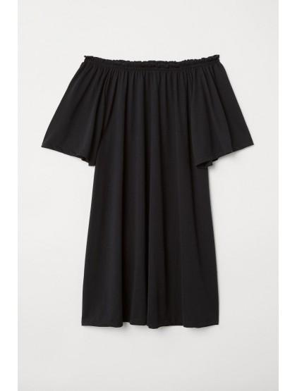 H&M Robe épaules nues