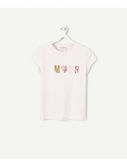 tao t-shirt au message brillant